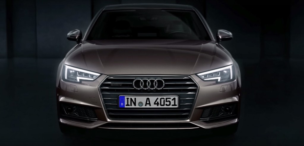 Audi A4 B9 - Matrix Led Lights